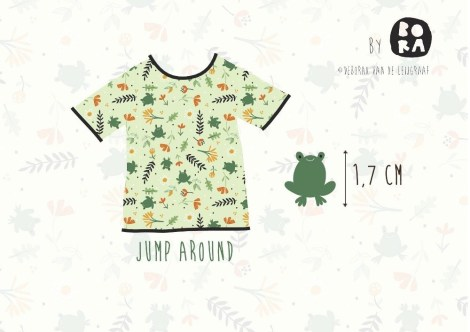 Jump Around Jersey