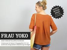 FRAU YOKO • kurze Tunika
