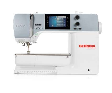 Bernina Naehmaschine-Bernina-B535-