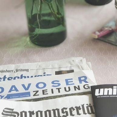 Lesen im Zeitalter vom Zeitungssterben 12v12
