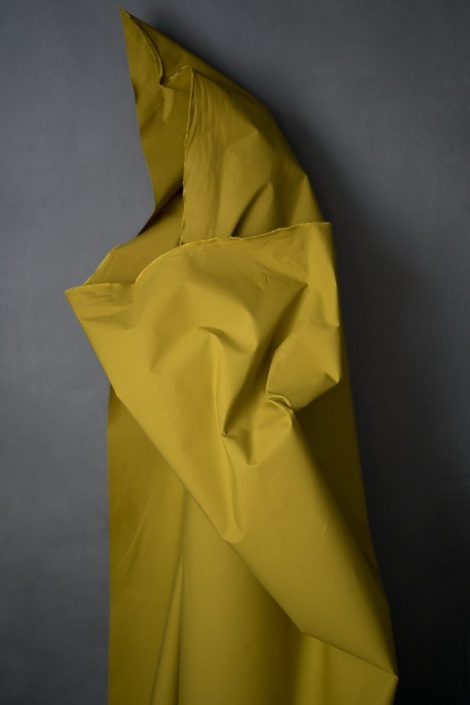Lime Dry Oilskin