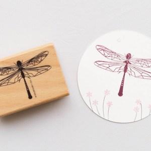 Stempel | Libelle groß