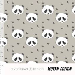 Panda Desert Baumwolle