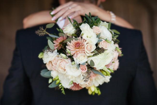 Wann gibt es welche Blumen fr den Brautstrau
