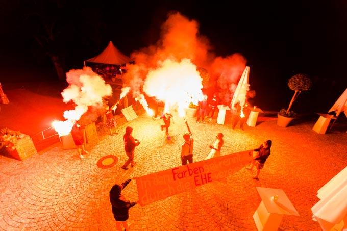 Die Ring am Finger Festival Hochzeit im Hoher Darsberg