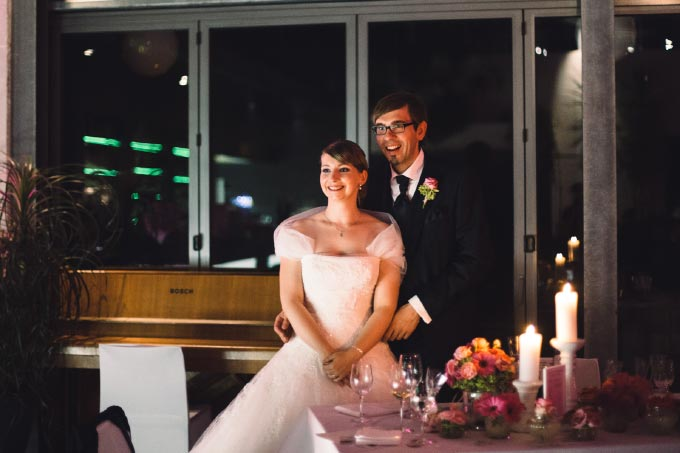 Die Symphonie der Liebe in Form einer Hochzeit