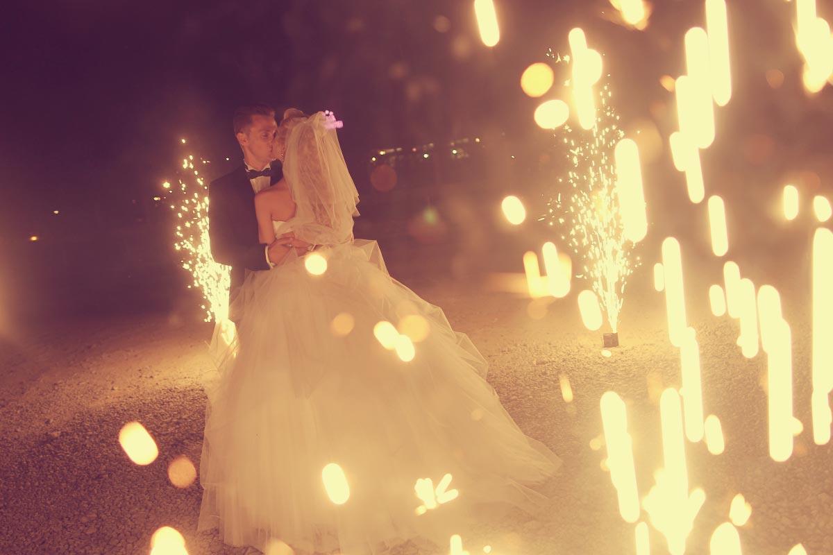 Feuerwerk bei der Hochzeit Das msst ihr wissen