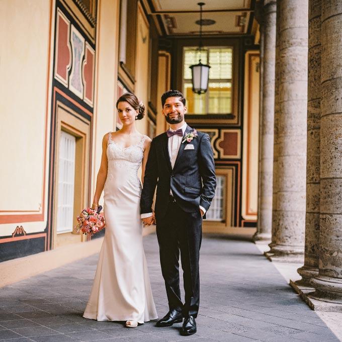 Die standesamtliche Hochzeit von Anna  Daniel in Mnchen