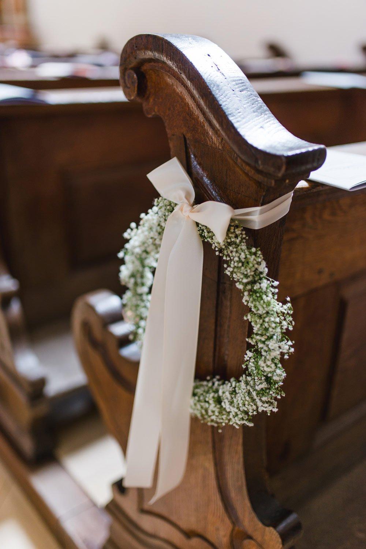 Mnchener Hochzeit in der St Georgs Kirche von Jung und Wild Design