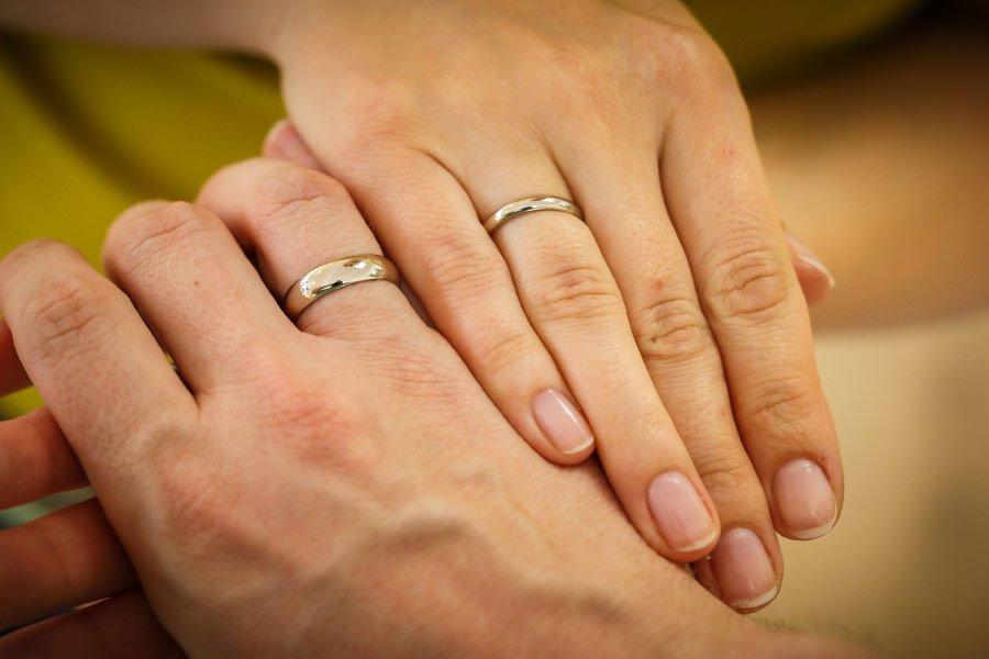 Ringe fr die Hochzeit selber schmieden individuell  einzigartig
