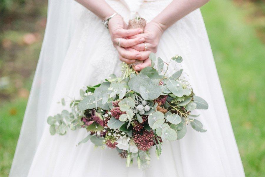 Oktoberhochzeit von Larissa  Steffen  Liebe zur Hochzeit