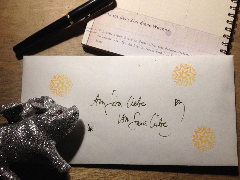 Ein Brief Für Das Jahr 2018