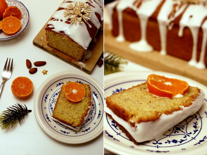 Mandarinen-Grießkuchen