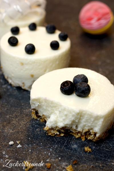 Kokos Joghurt Mini-Törtchen