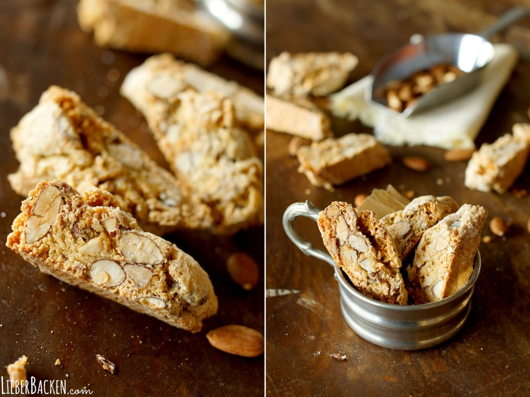 Leckeres Rezept für Cantuccini - sehr lecker!