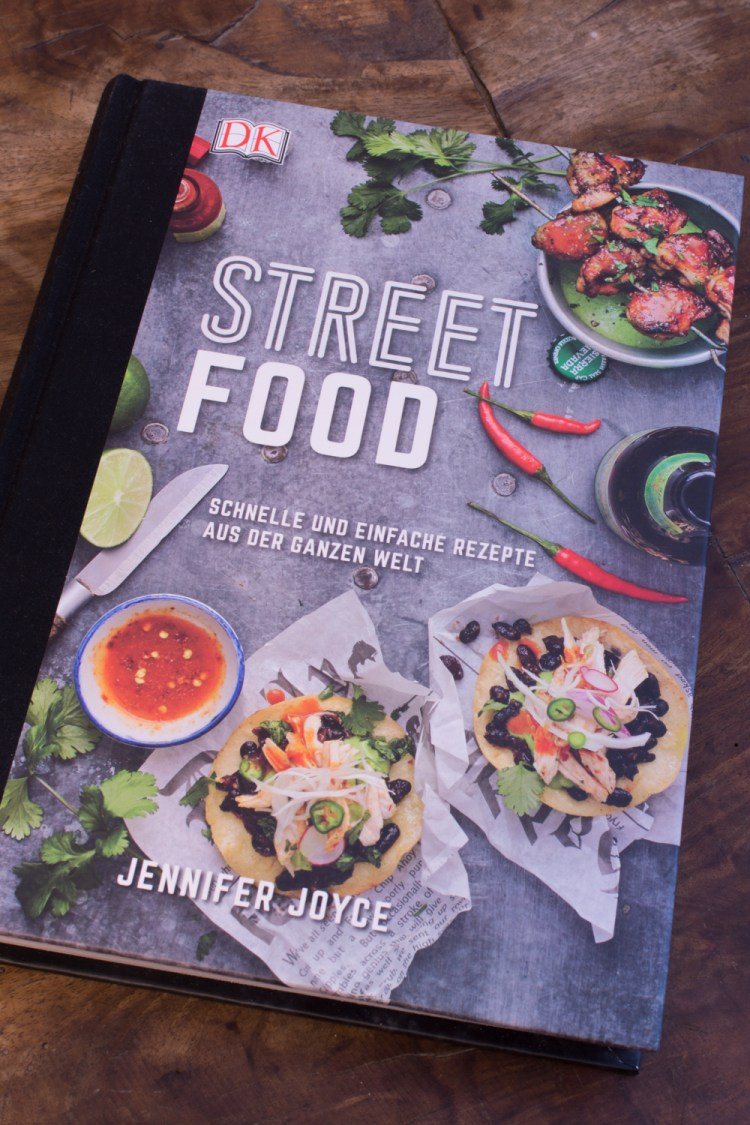 Street Food by Jennifer Joyce