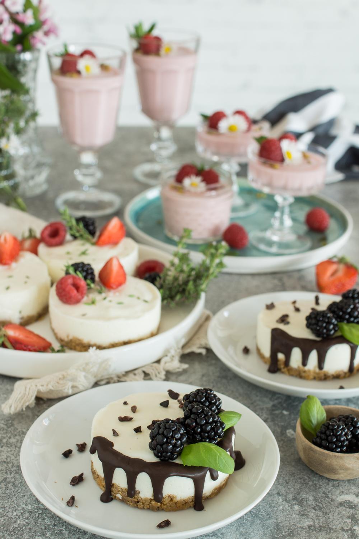 Sommerliche Desserts | Die besten Rezepte