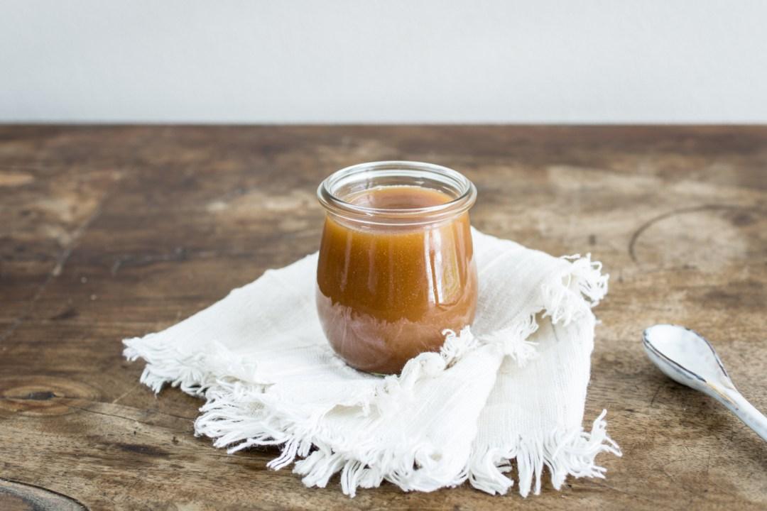 Karamellsauce - einfach oder gesalzen - Salted Caramel