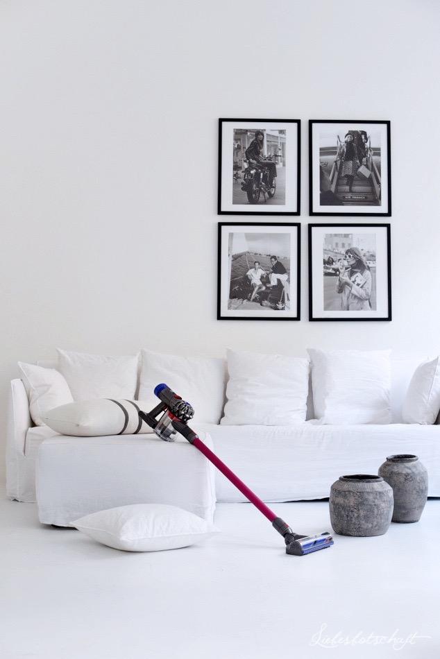 news von der hundefront und erste anschaffung dyson v7. Black Bedroom Furniture Sets. Home Design Ideas