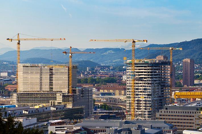 tower cranes division liebherr