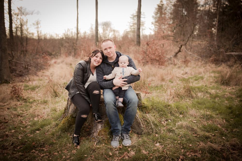 Familienshooting im Hseler Wald  Lieblingsmomente