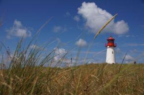 Leuchtturm List-West am Ellenbogen