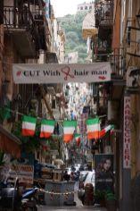 Altstadtgasse in Neapel