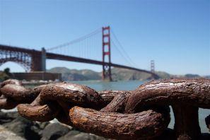 Golden Gate Bride - San Francisco