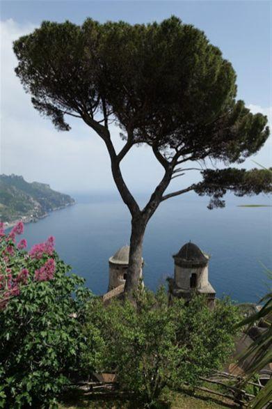 Ravello - Amalfiküste