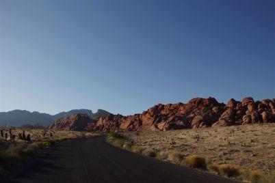 Red Rock Canyon - Kalifornien