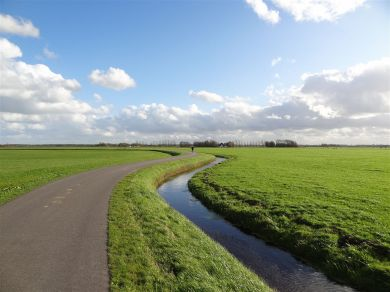 Radweg nach Alkmaar