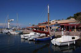 Hafen von Porquerolles