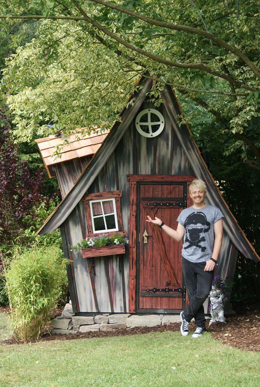 Hexenhäuschen Gartenhaus kundenstimmen lieblingsplatz home