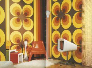 foto jaren 70 interieur