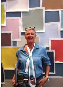 Agnes Zaal, erkend Flexa-kleuradviseur