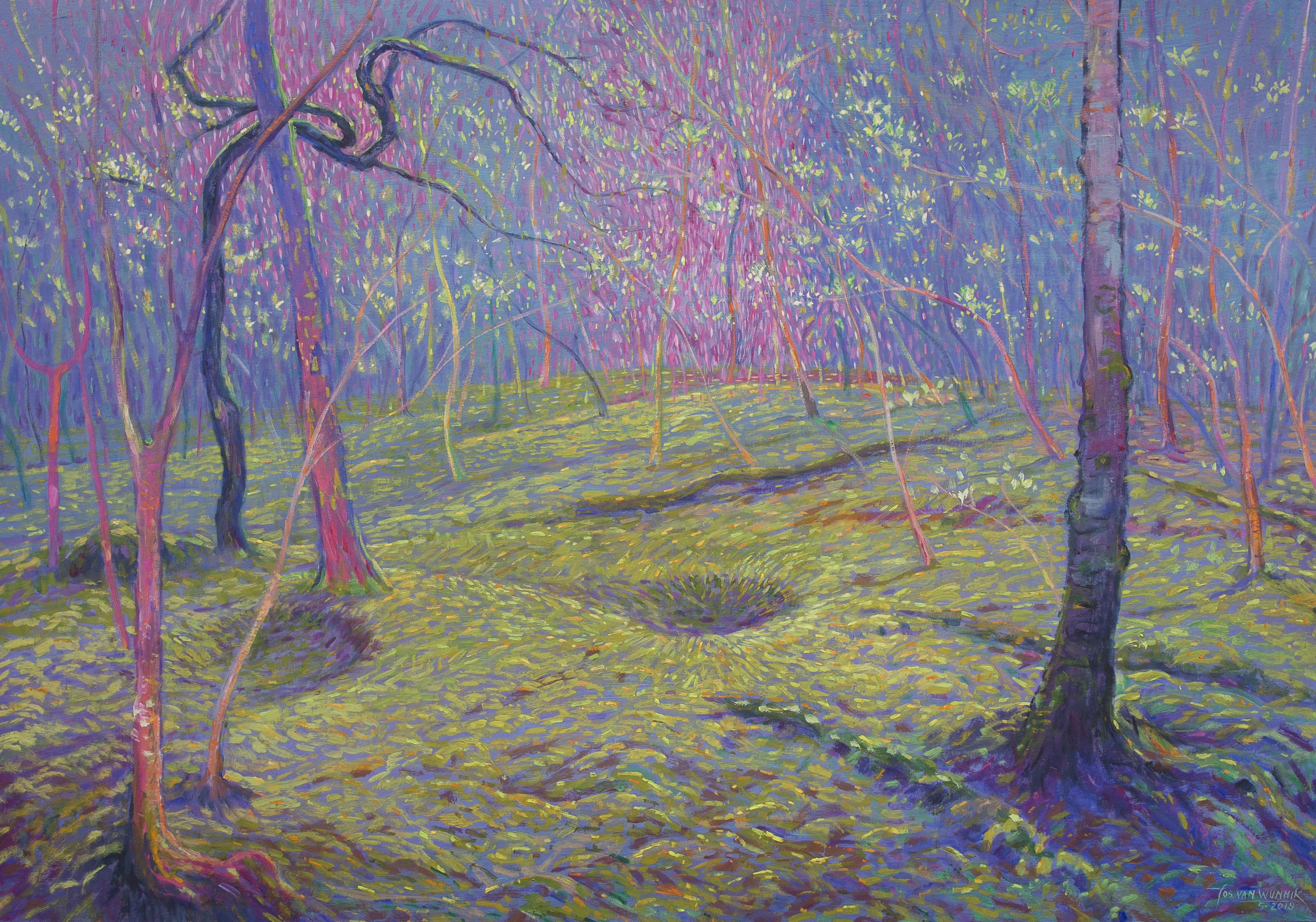 Expositie Aurora Art - Verweven Tekens Lief