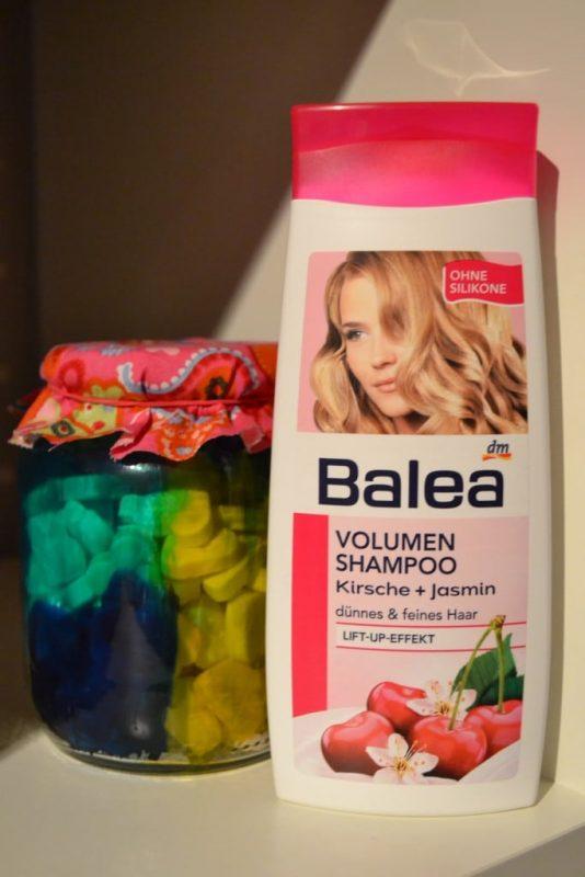 balea shampoo, balea volume shampoo