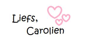Digitale handtekening Carolien de Graaf