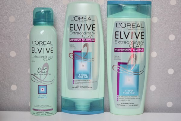 L'Oreal Elvive Extraordinary Clay