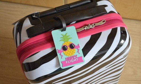 Wat ik mee neem op vakantie – Koffer