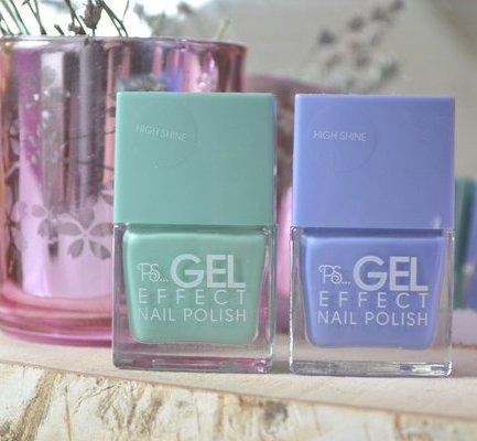 PS Gel effect nail polish