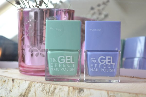 PS Gel effect nail polish