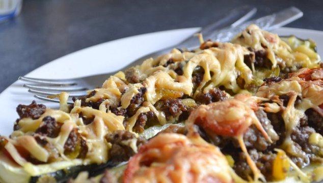 Gevulde courgette – makkelijk recept!