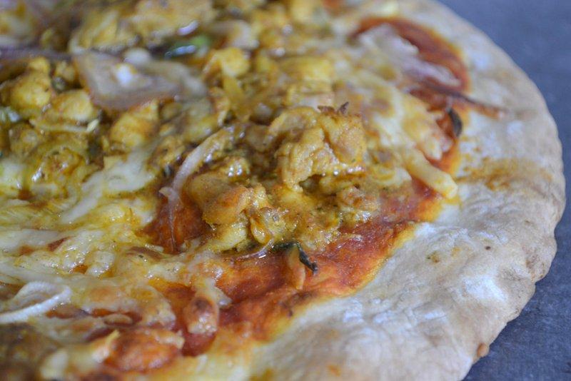 verse pizza kipshoarma