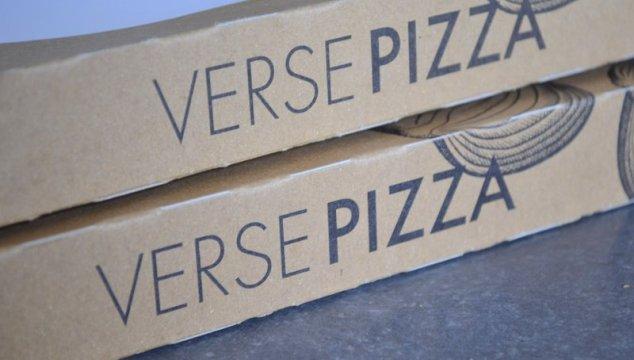 Verse pizza – Proefmonster