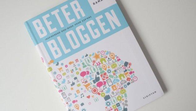 Beter bloggen – Een inspirerend doe boek voor iedere blogger