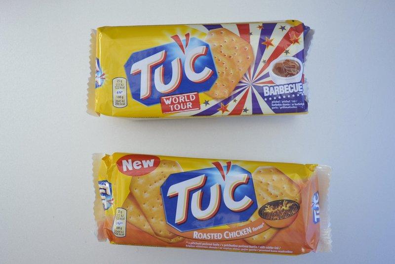 Nieuwe Tuc smaken