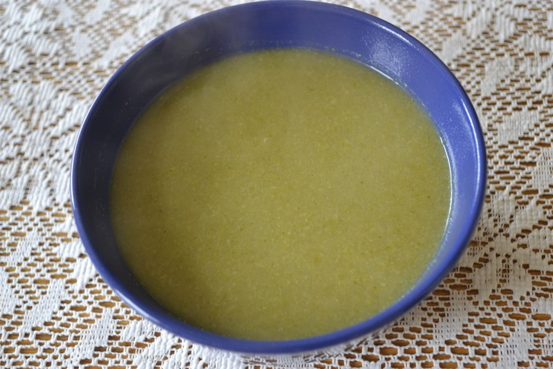 Broccoli soep - mega simpel en snel klaar