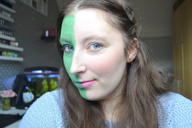 Halloween makeup looks - voorbeelden
