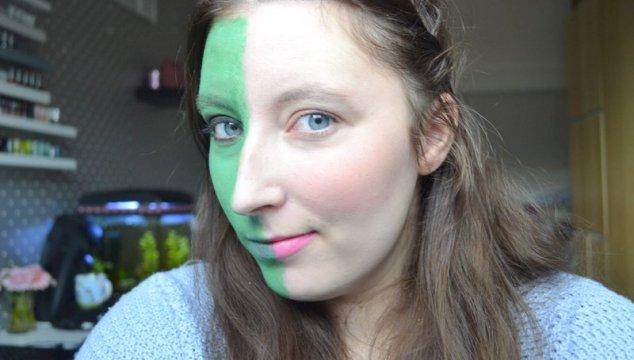 Halloween makeup looks – voorbeelden
